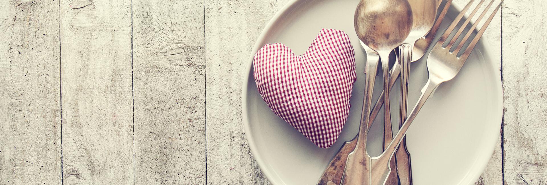 Valentínske menu