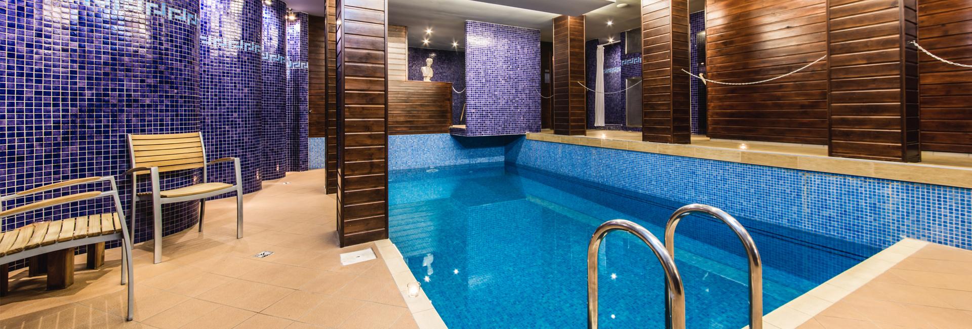 Hotel Bristol**** Košice bazén