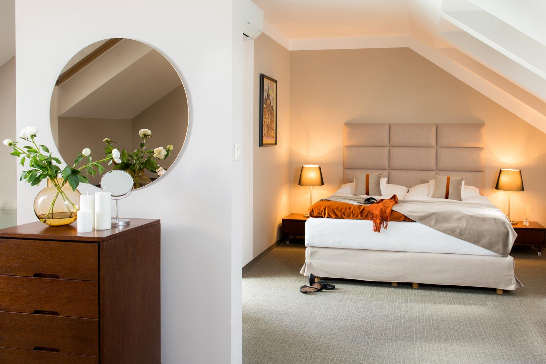 Hotel Bristol**** Košice | Prezidentský apartmán